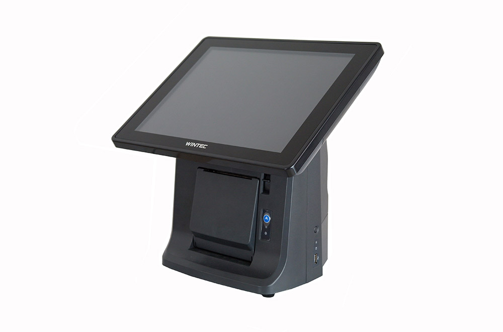 Qubed POS100 14 inch Windows Point Of Sale Unit